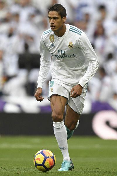 Champions League 17//18-7-raphael varane-Real Madrid CF