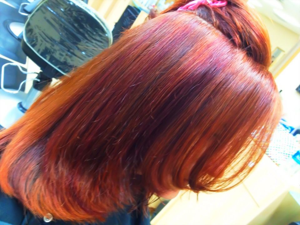 Nice red hair with copper highlights pictures 2017 hairstyles red hair with copper highlights pictures 2017 is also available with dark and light hair color highlights and lowlight hair color so get how to make these pmusecretfo Image collections