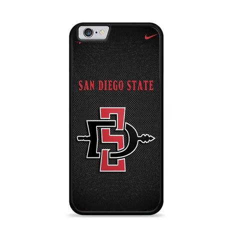 San Diego State Aztecs Nfl Logo Iphone 6 Plus 6s Plus Case Miloscase Nfl Logo Iphone 6 Plus Phone Cases Iphone 6s