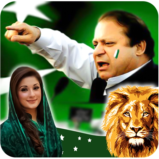 Pmln Dp Photo Frame New Pmln Flag Face Profile Gives You An Opportunity And Make