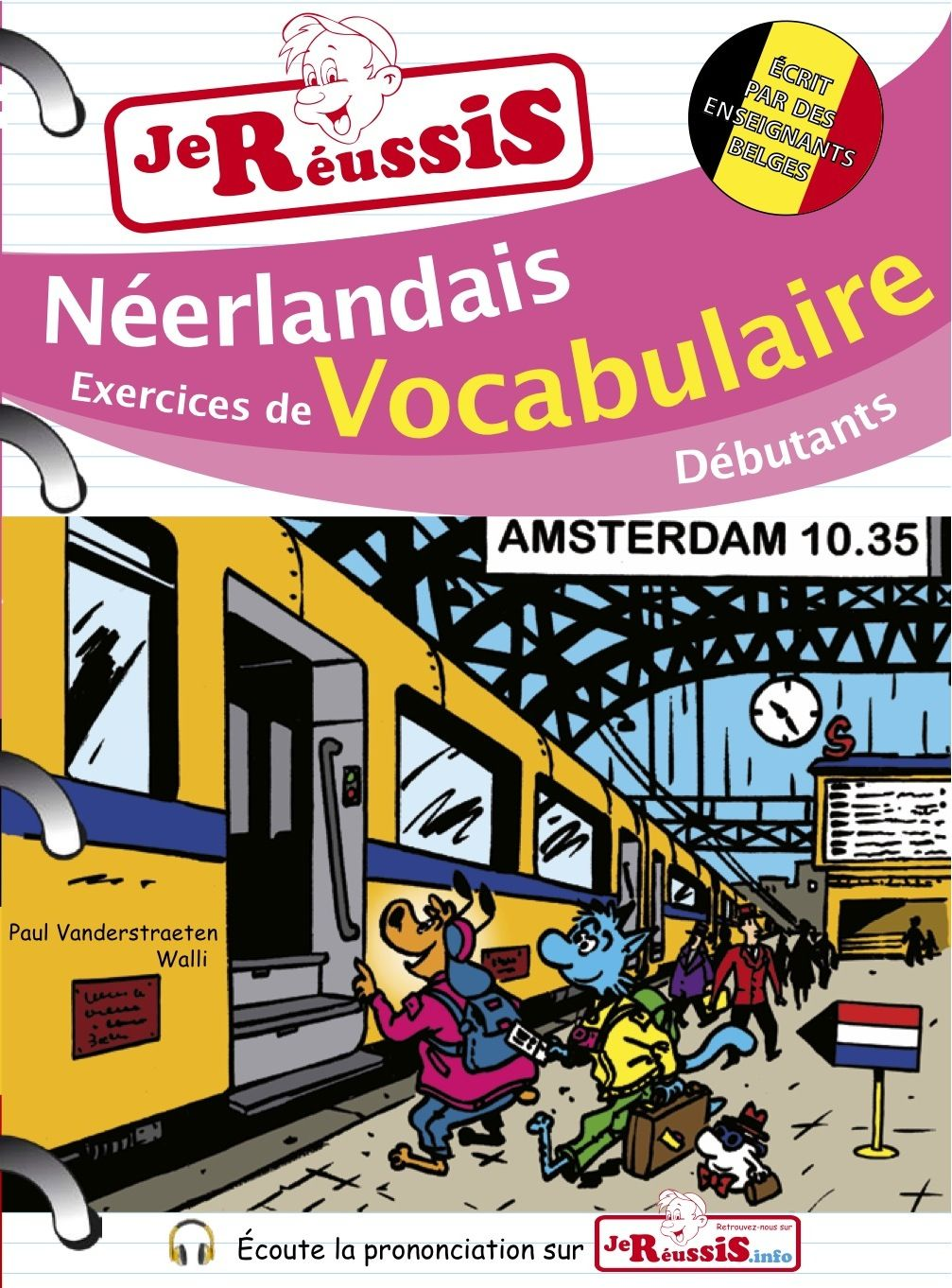 Néerlandais-Exercices de vocabulaire
