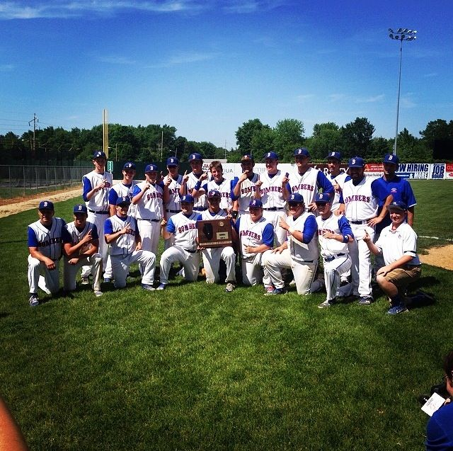 2014 Argenta Oreana Bombers Baseball Champions And State Playoffs Bound Argenta Dolores Park Illinois