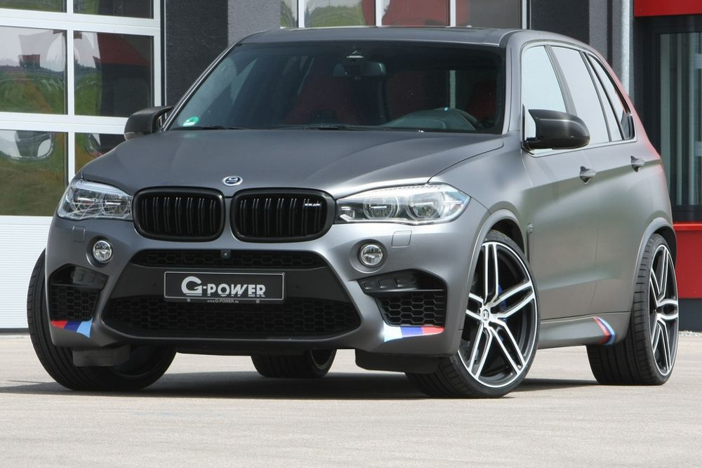 2019 Bmw X5 M By G Power Changes And Specs Uscarsnews Com