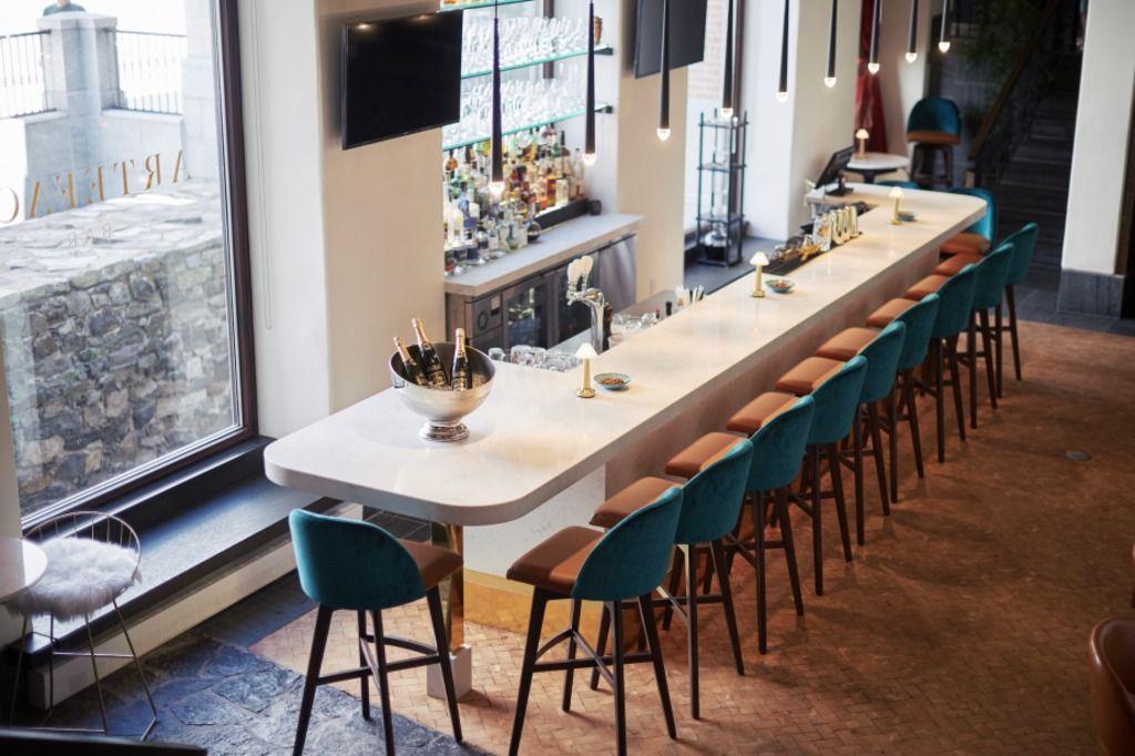 A La Defense De Chez Muffy Bar A Huitres Bar Huitres