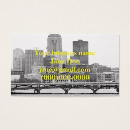 Des moines in bw business card black gifts unique cool diy des moines in bw business card black gifts unique cool diy customize personalize colourmoves