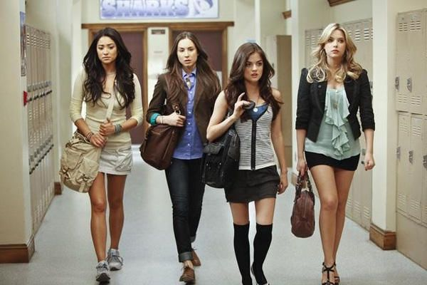 17 Fictional TV Schools That Totally Rule: Rosewood High School ...