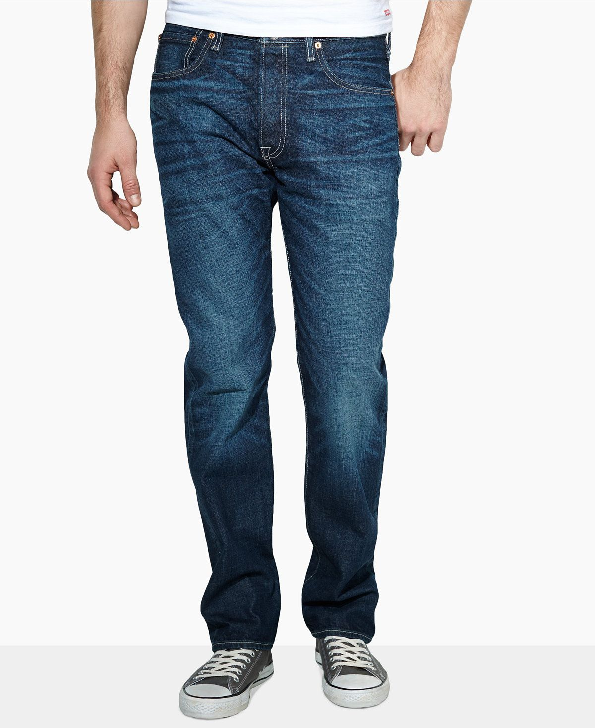 fd0de9c4 Men's 501 Original Fit Jeans | BURAZ | Jeans fit, Jeans, the Originals