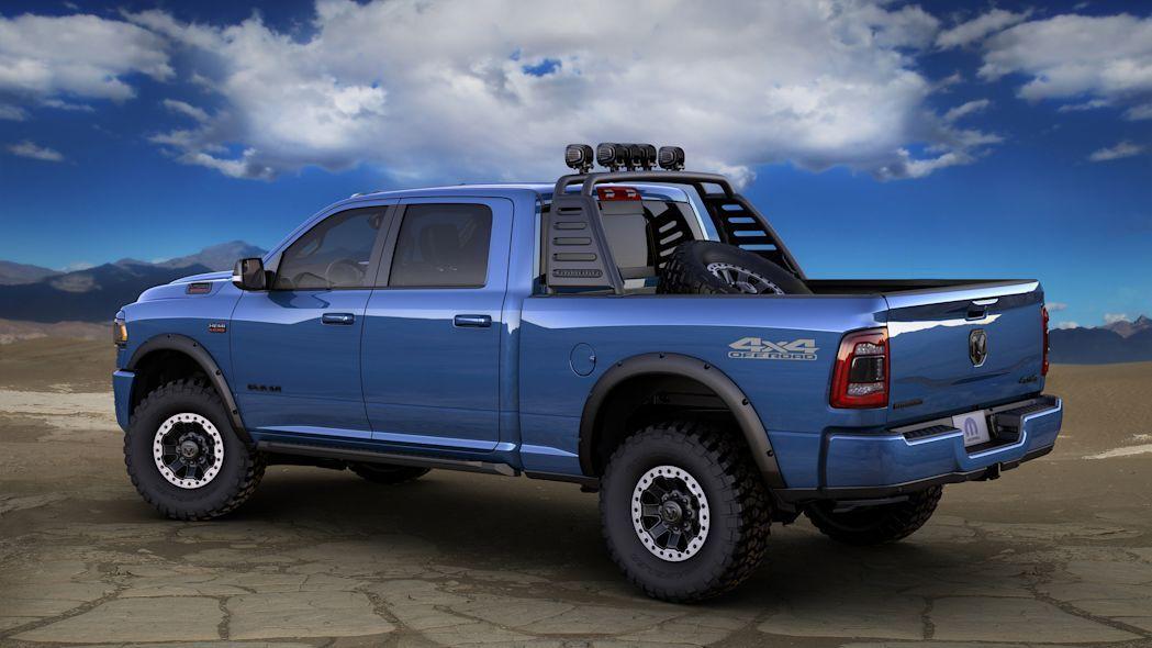 Mopar 2019 Ram 2500 Heavy Duty Feb 8 2019 Photo Gallery In 2020 Mopar New Pickup Trucks Best Gas Mileage