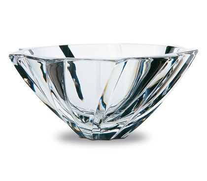 Baccarat Objectif Bowl Clear Crystal With Images Baccarat