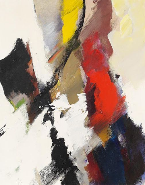 Jean Miotte (1926) is a French abstract painter, in the style known as L'Art Informel. His work is preserved and studied at the Miotte Foundation, which occupies the third floor of the Chelsea Art Museum in Manhattan, New York.  Miotte championed the individual freedom of the artist as expressed through gestural brushstrokes and thick pools of color.