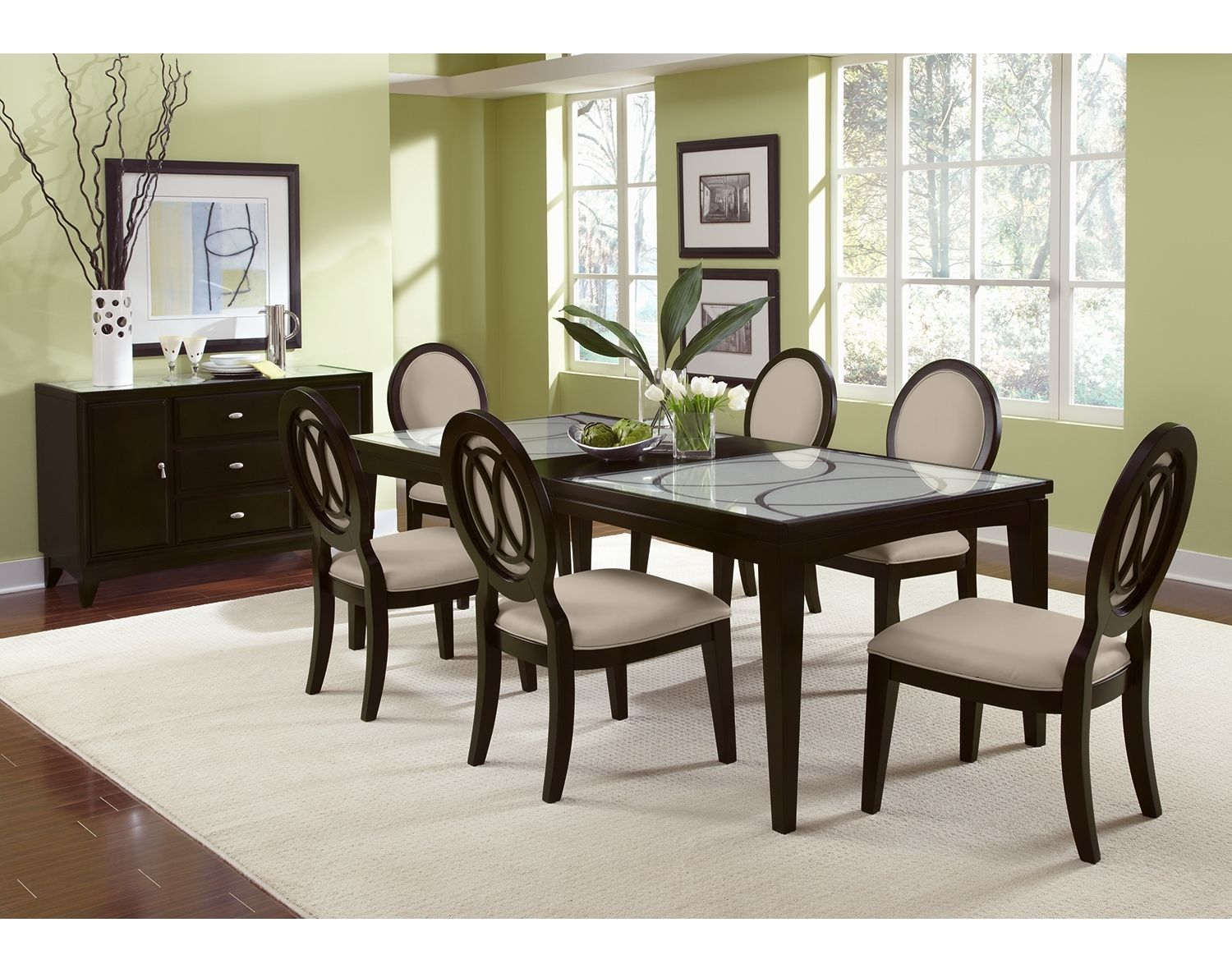 City Furniture White Dining Room Set  Httpfmufpi Pleasing City Furniture Dining Room Design Decoration