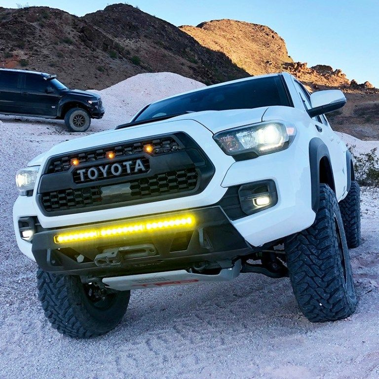 TRD PRO LED Grille Lights, 3rd Gen