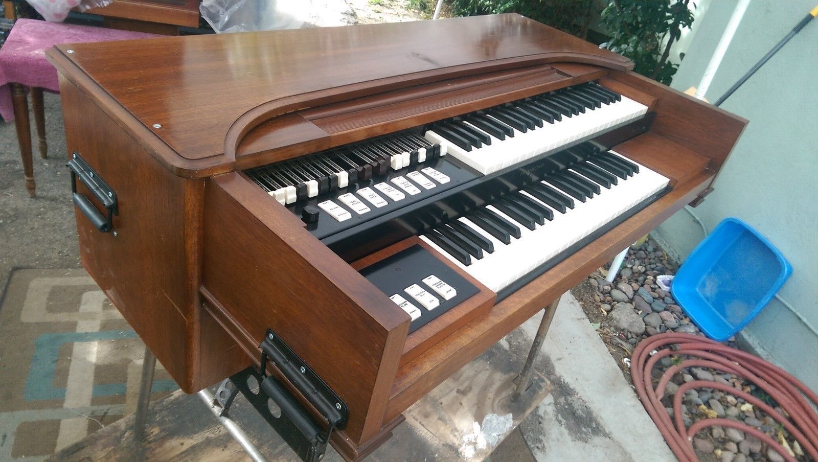 Details about HAMMOND Organ 122100 Series Service Large 34 ... on