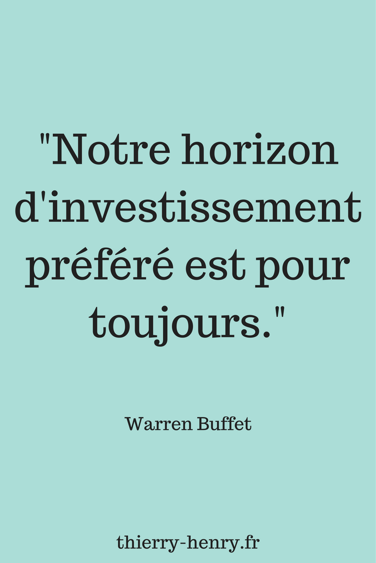 http://www.thierry-henry.fr #citation #investissement # #warrenbuffet #immobilier