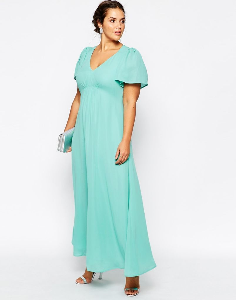vestidos ideales para mujeres de talla grande #moda #fashion | moda ...