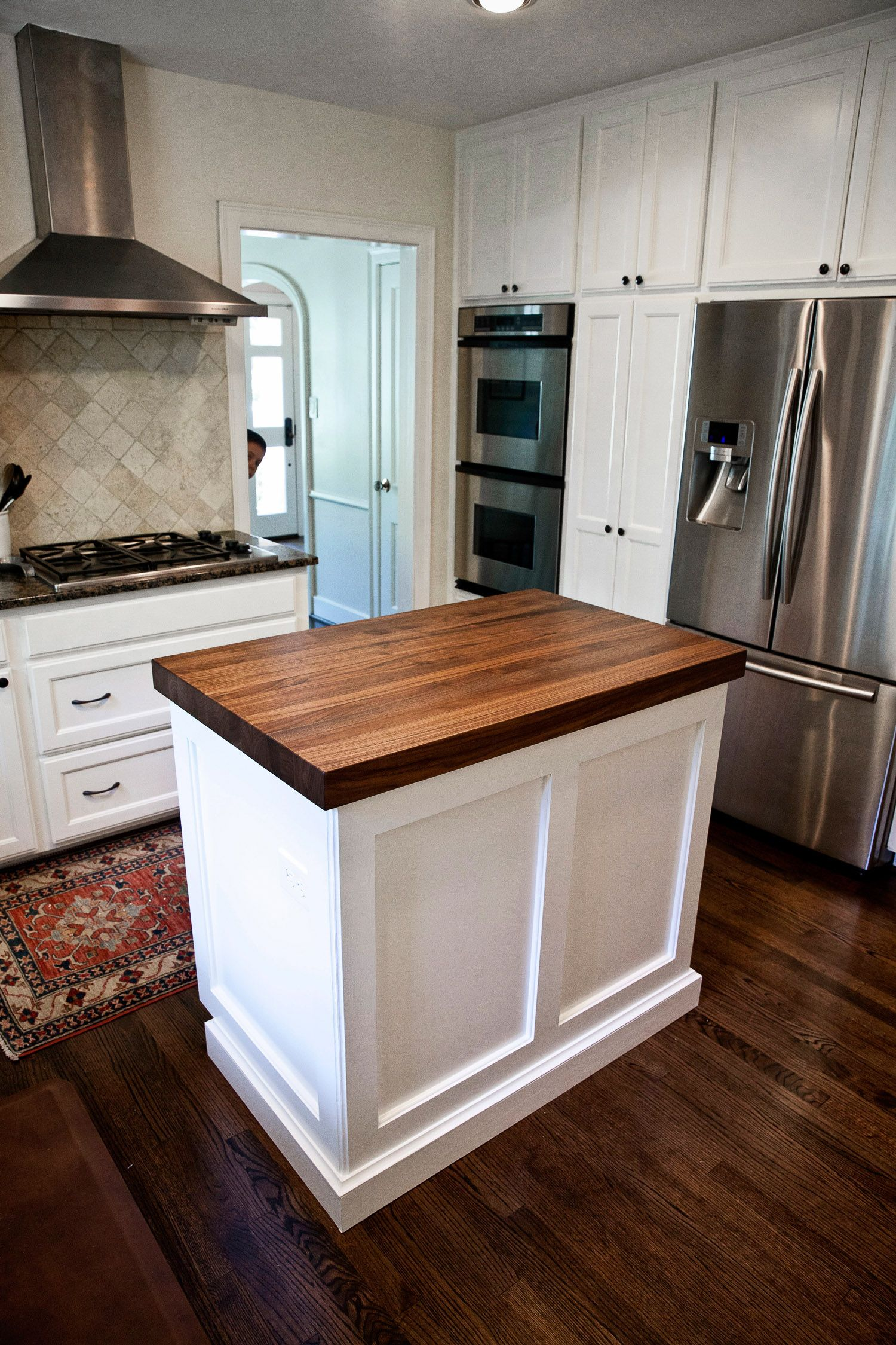 Granite Top Kitchen Cart Lysol Cleaner 19 Unique Island Ideas For Every Space And Budget ...