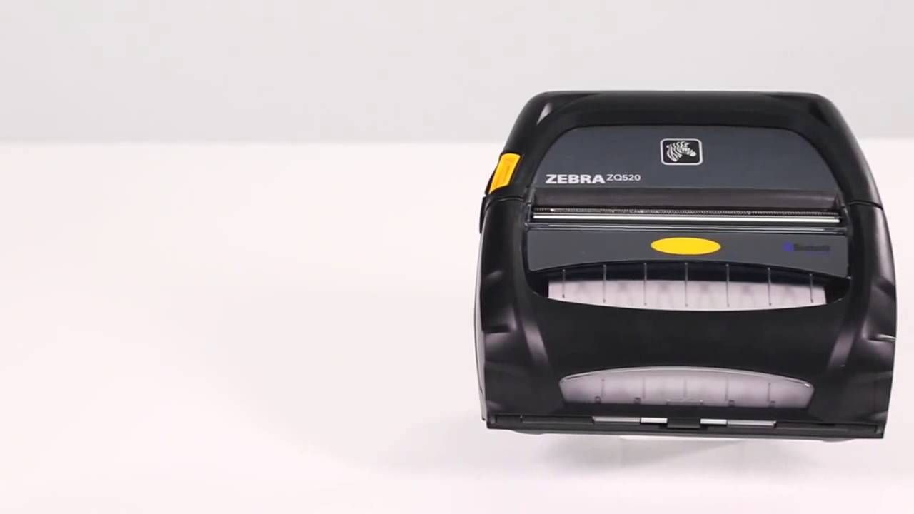 ปริ้นเตอร์ Zebra ZQ500 MOBILE PRINTERS Direct Store D