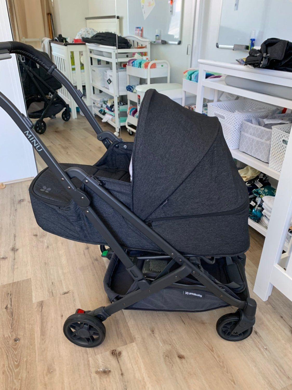 Brand new uppababy minu (from birth kit). Retails
