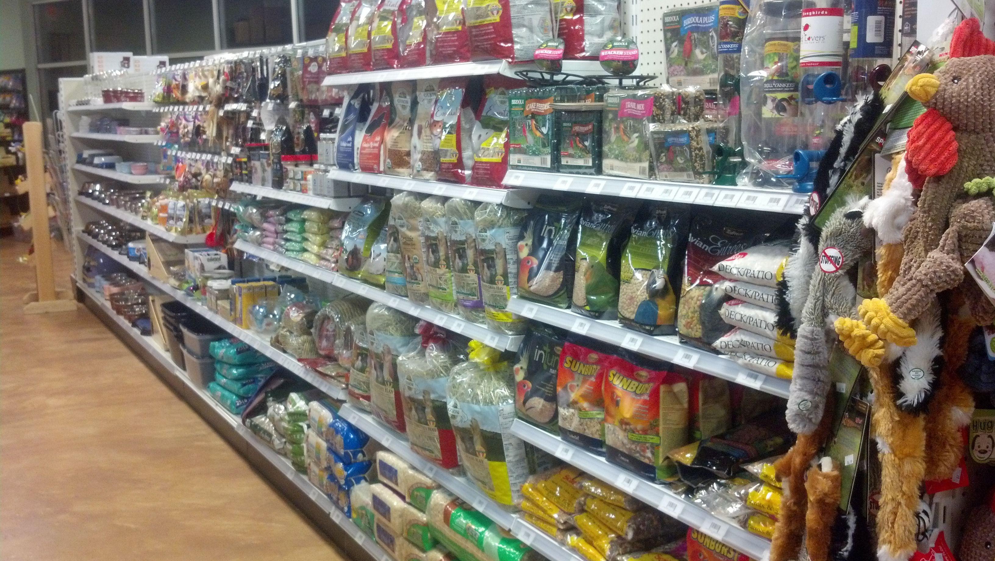 Handy Store Fixtures Gondola Shelves for Pet store   Pet Store ...