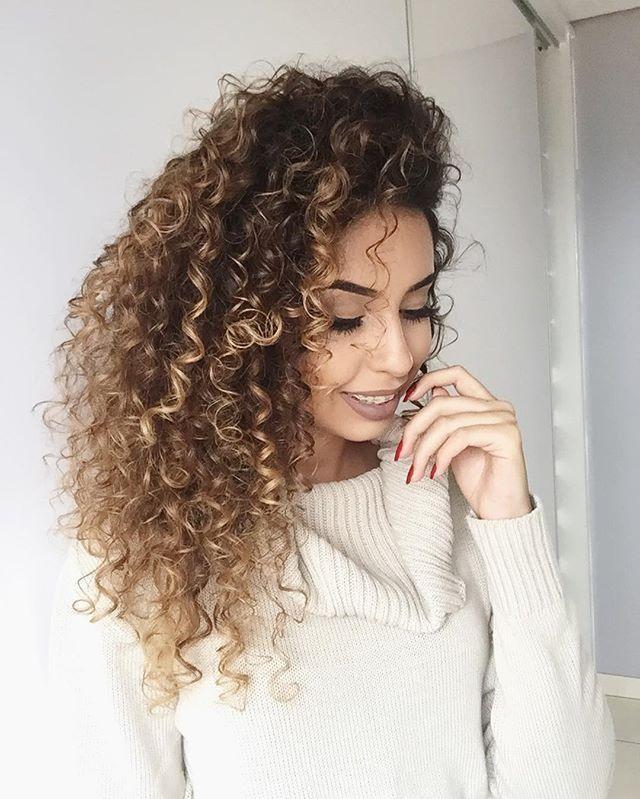 Juliana Louise Jujuba Doce Hair Pinterest Curly Hair
