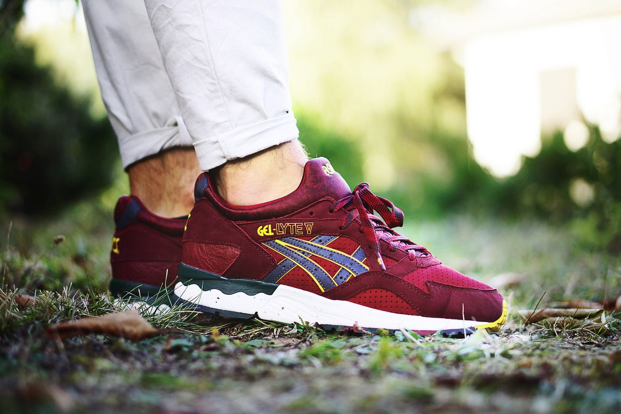 "The Good Will Out x ASICS Gel Lyte V ""Koyo"