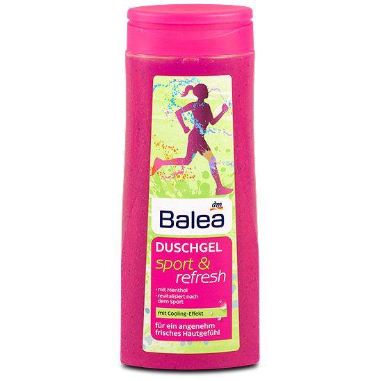 Balea Duschgel sport & refresh, Dusche jetzt bei dm online
