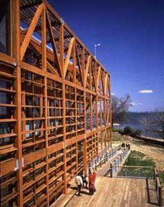 Architectural Record Bwar Awards The Philip Merrill Environmental Center Chesapeake Bay Foundation Headquarters