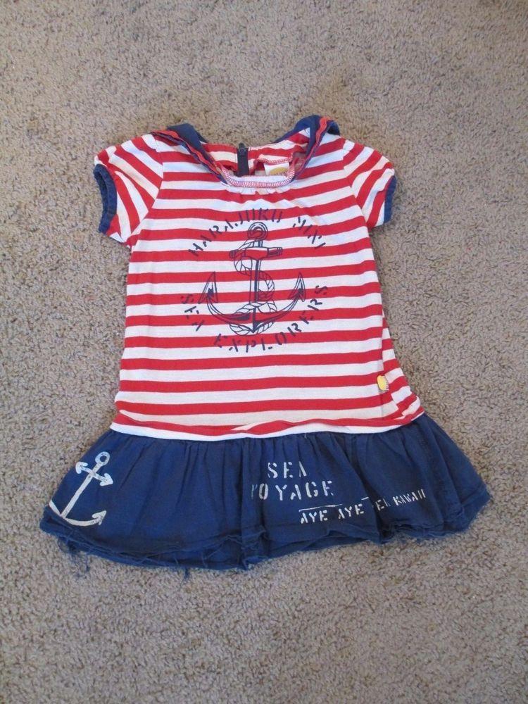 Harajuku Mini for Target Sailor Dress 3T Sea Explorer  #HarajukuMiniforTarget #Everyday
