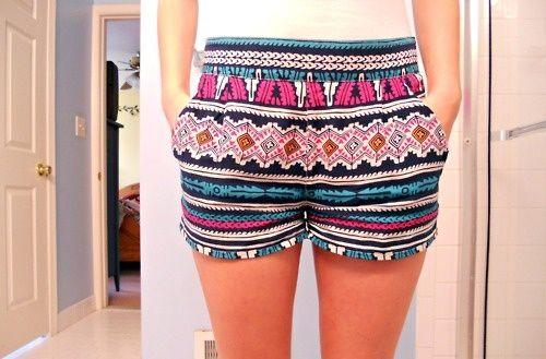 tribal shorts abbsking