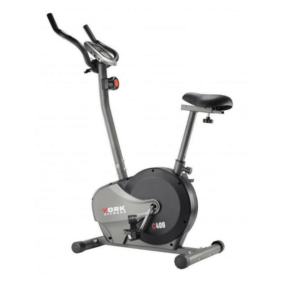 York Fitness C400 Exercise Bike In 2020 Upright Exercise Bike
