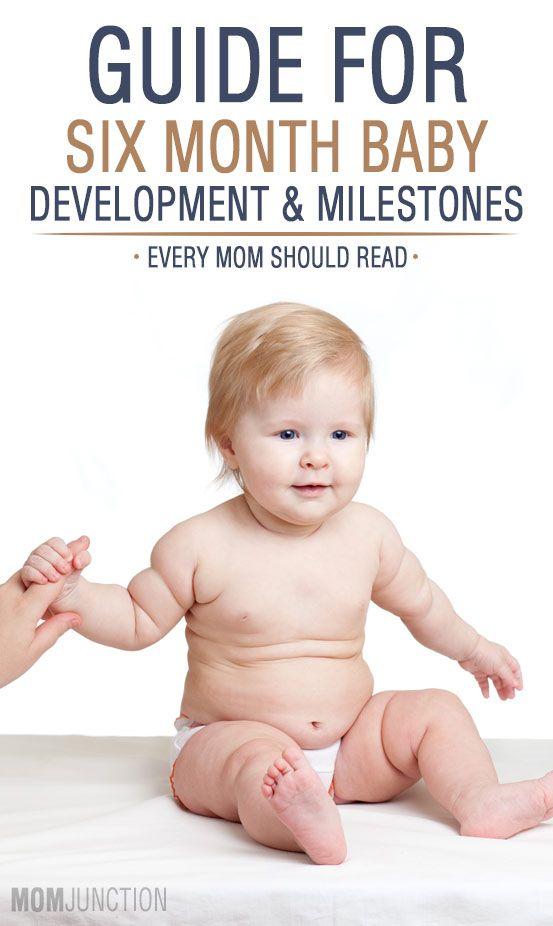5-Month-Old Baby's Developmental Milestones - A Complete ...