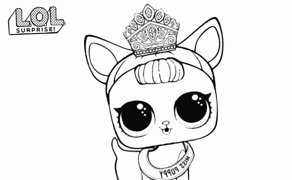 Coloring Pages Lol Dolls And Pets Coloring Pages Dog Dogs Free Printable Coloring Pages For K In 2020 Puppy Coloring Pages Cute Coloring Pages Unicorn Coloring Pages