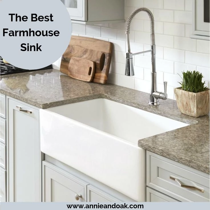 Best Farmhouse Sink 1 Expert Pick Material Guide Ruckblick