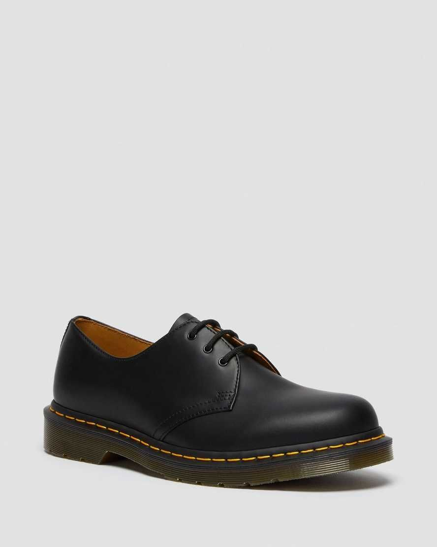 Dr Martens 1461 Smooth Leather Shoes In 2020 Leather Lace Up Boots Leather Oxford Shoes Leather Oxfords