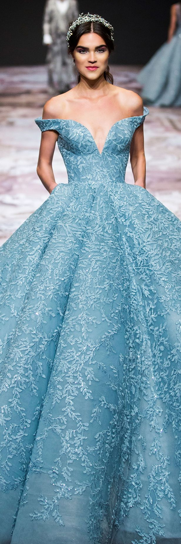Michael Cinco Spring Summer 2017 Couture Collection | ❤ Fashion ...