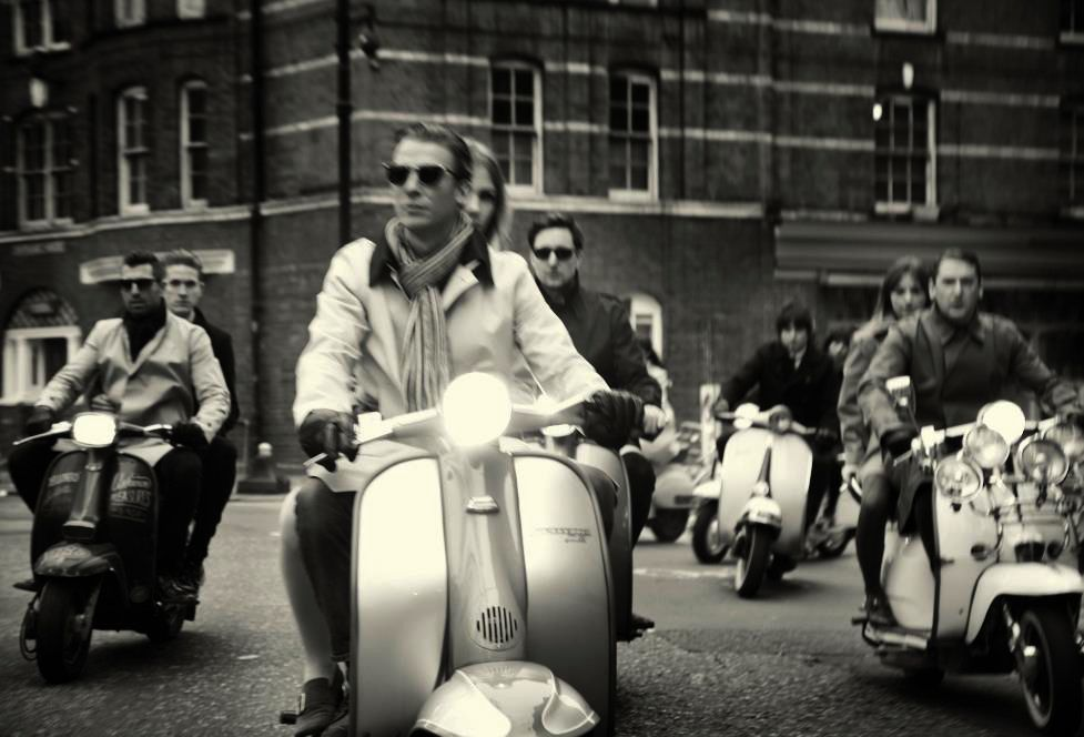Sounds So Good crew go for a spin round East London - The Mod Generation
