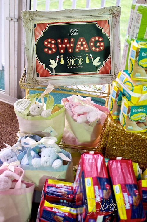 Adorable A Star Is Born baby shower | Oh Baby! | Pinterest ...