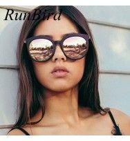 Óculos de Sol Feminino RunBird Espelhado   Óculos de Sol Feminino ... c8fba48ab8