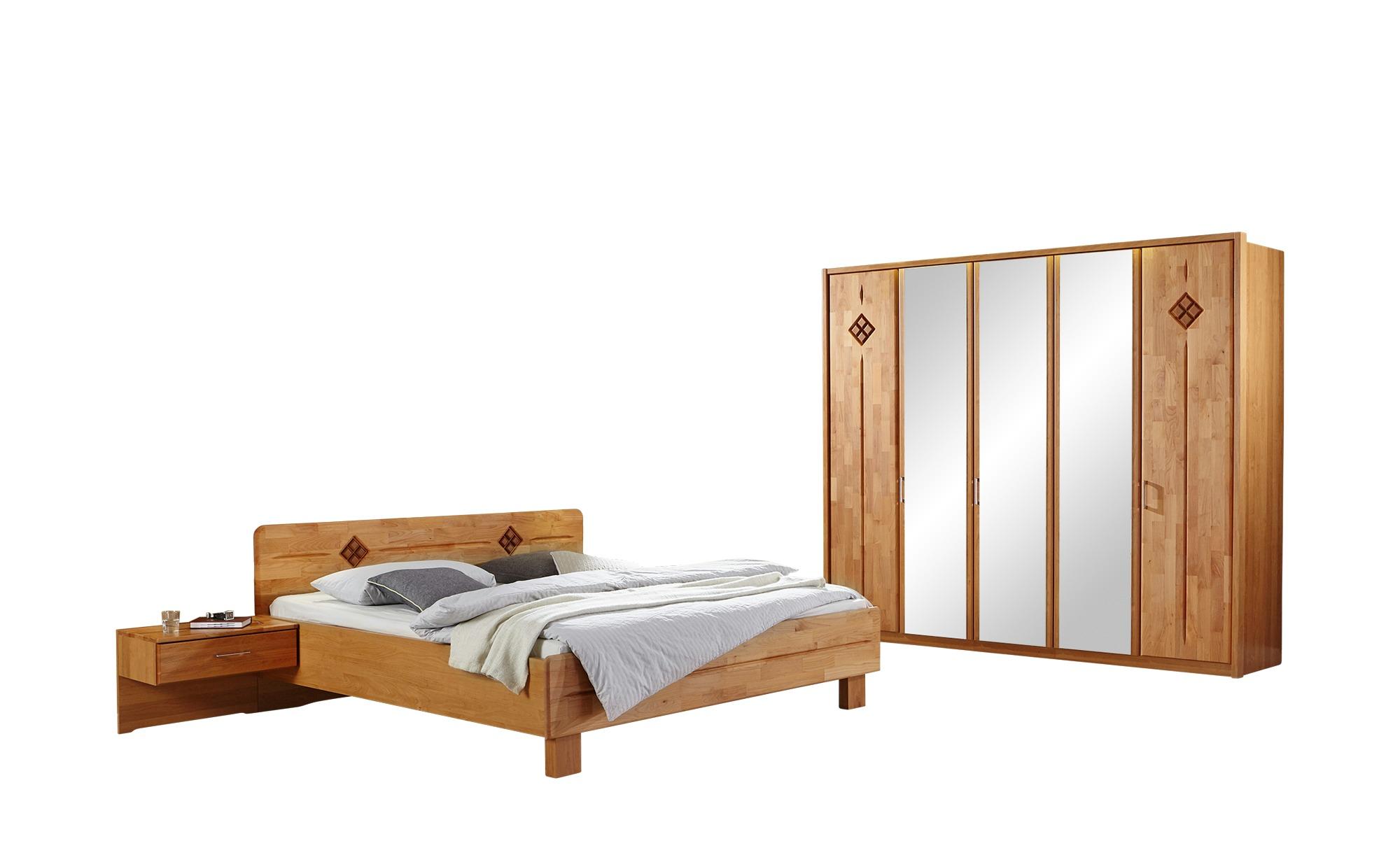 Woodford KomplettSchlafzimmer 4tlg. Genua Komplettes