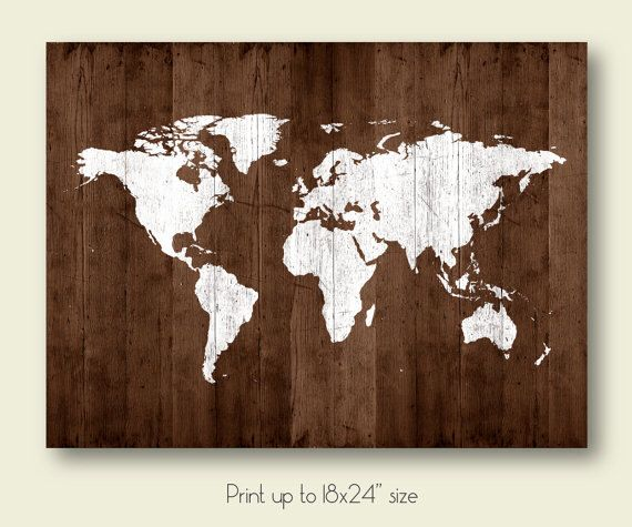 Map of the world map poster download map wood texture printable map of the world map poster download map wood texture printable large size wall art decor gumiabroncs Choice Image