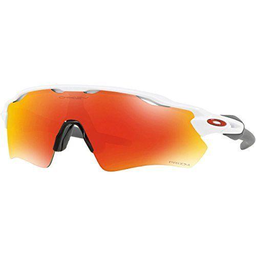 be00aa2e4490e Oakley Men s Radar EV Path MLB SunglassesPolished White