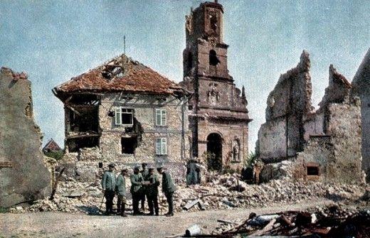 WW1 Color
