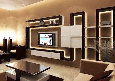 Exceptionnel Modern TV Cabinets Designs 2018 2019 For Living Room Interior Walls Over  The Past One Or