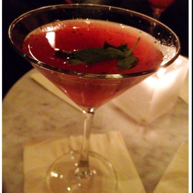 Across the Universe #martini
