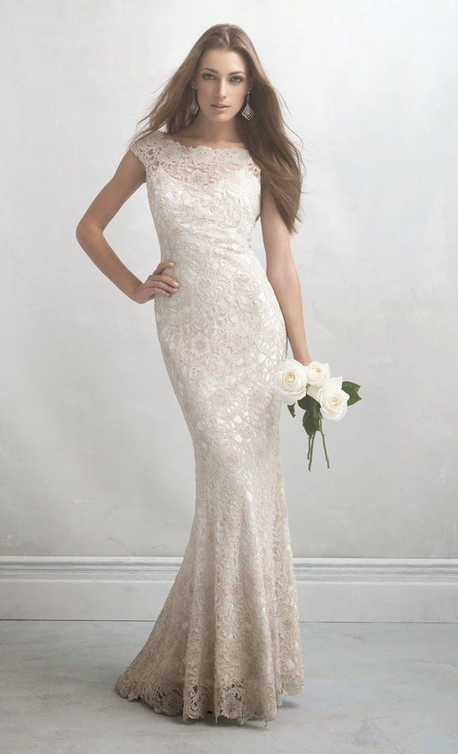 Allure Bridals Madison James Collection Wedding Dress