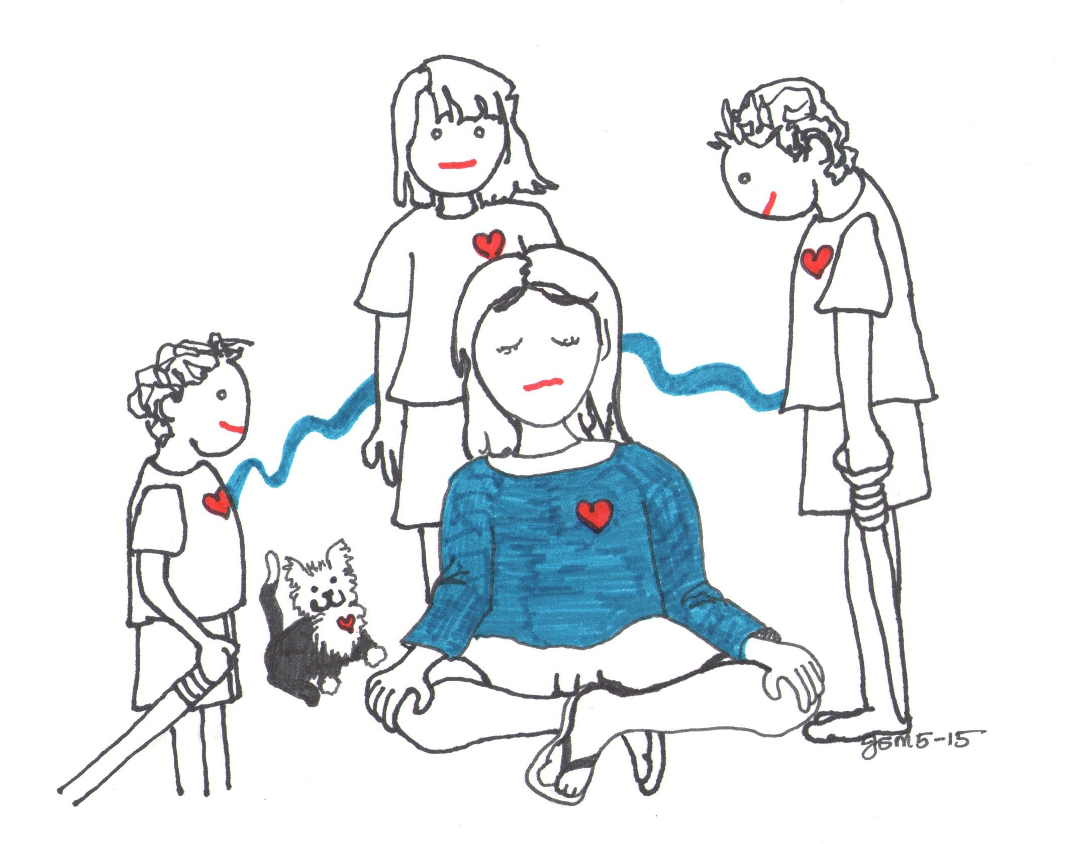 The Unexpected Power Of Being Calm And Quiet For Parents