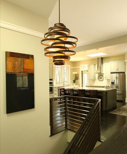 11 Things To Expect With Your Remodel Hallway Light Fixtures Modern Hallway Hallway Lighting