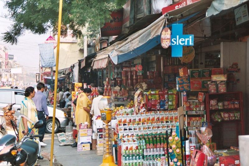 Karol Bagh Masi Used To Live Here And We Always Went Shopping Out