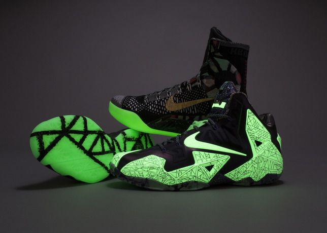Nike unveils Elite Series sneakers for LeBron, Durant and