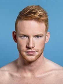 Karl William Lund Redhead Day Blonde Guys Hot Ginger Men